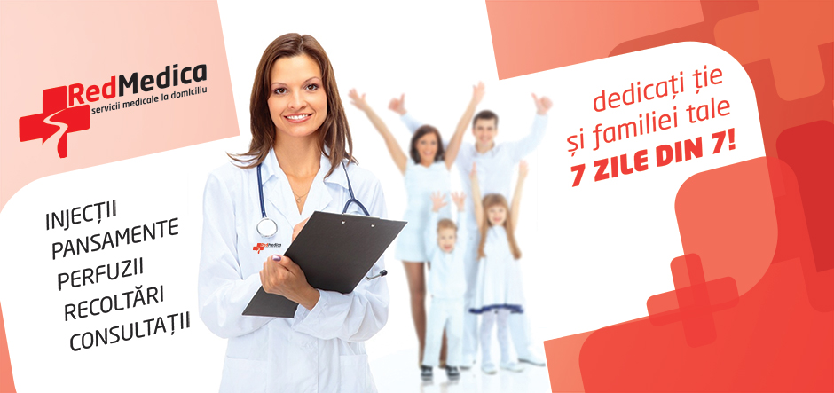 RedMedica – Ingrijiri medicale domiciliu Arad